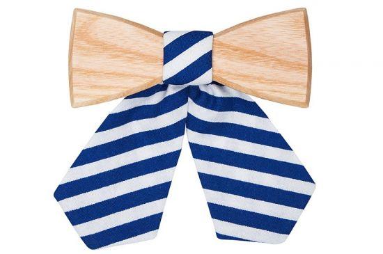 Wooden bow tie Grea