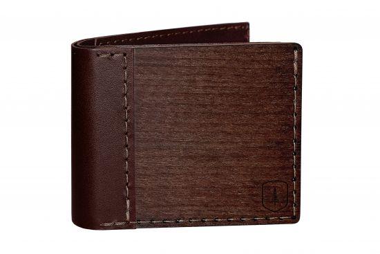Wooden wallet Brunn Virilia for Gentlemen