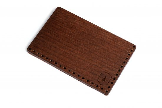 Wooden Card Holder Brunn Note