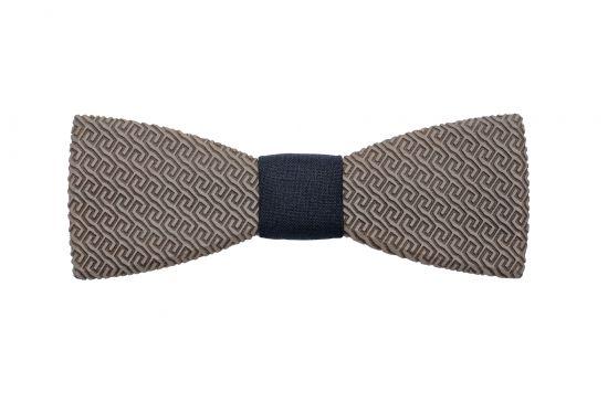 Wooden bow tie Aliq