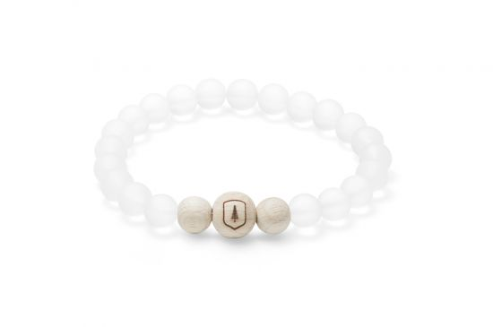 Pearl bracelet Ice, elegant and stylish