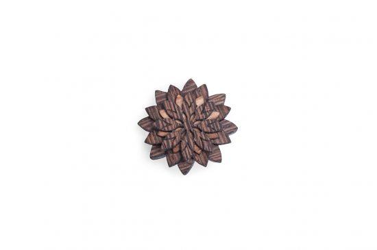 Lapel ornament for men Deco Flower