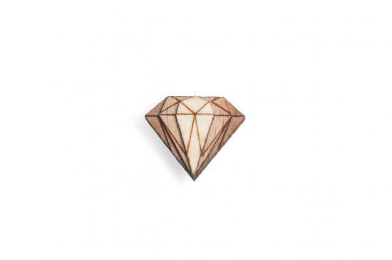 Lapel ornament for men Diamond Lapel