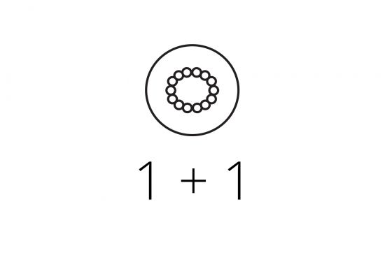 1+1 Bracelet