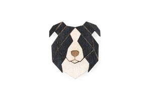Border Collie Brooch