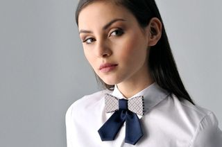 BeWooden - Wooden bow tie for ladies