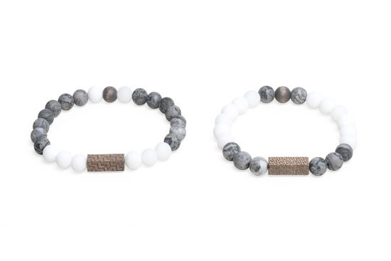 Viame & White Couple Bracelets