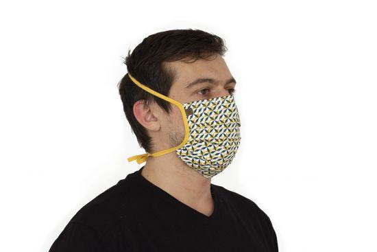 Stílusos BeWooden Meri Mask arcmaszk pamutból