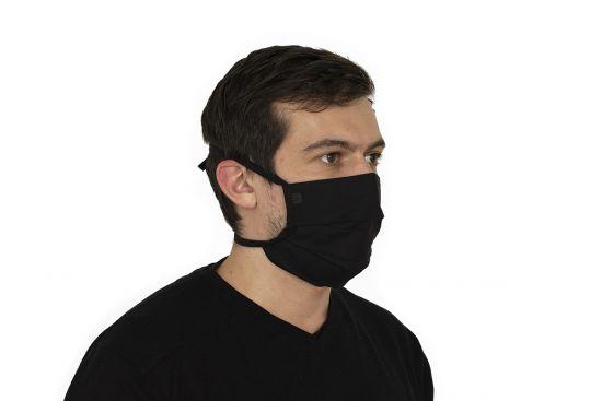 Stílusos BeWooden Nox Mask arcmaszk pamutból
