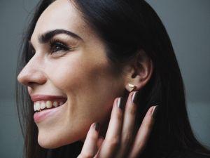 Virie Earrings Triangle