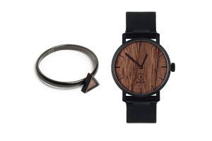 Watch & Ring Set