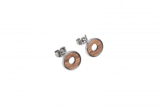 Lini Earrings Circle