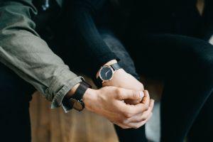 Diamond Lux Watch