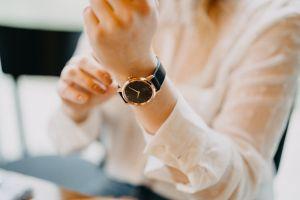 Diamond Noxrose Watch